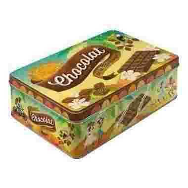 Chocolade trommel