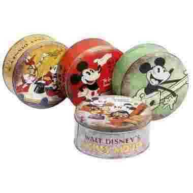 Disney opbergblikken rood