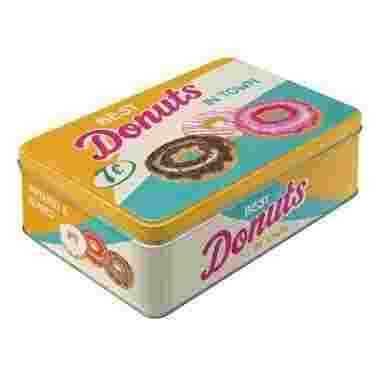 Donuts bewaarblik