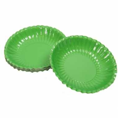 Groene chips schaaltjes