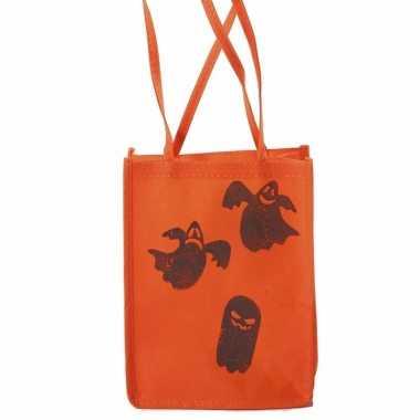 Halloween halloween tasje maken pakket