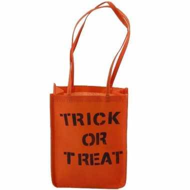 Halloween halloween trick or treat tasje maken pakket