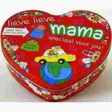 Hartjes koektrommel mama