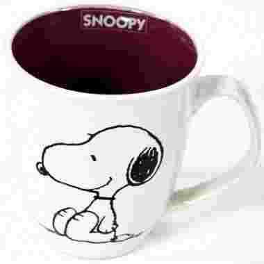 Koffie beker Snoopy