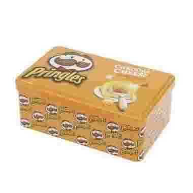 Pennenbak Pringles oranje