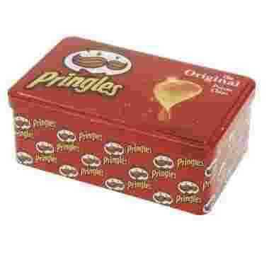 Pennenbak Pringles rood