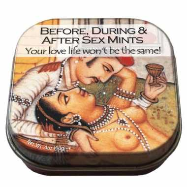 Sex mints pepermuntjes