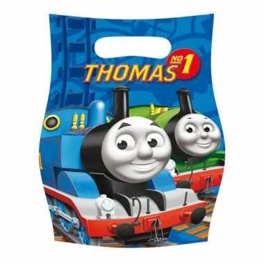Uitdeelzakjes Thomas Trein x