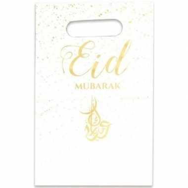 X eid mubarak thema feestzakjes/uitdeelzakjes