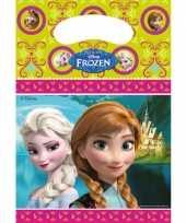 Frozen uitdeelzakjes stuks