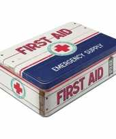 Pennendoos first aid