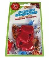Peper smaak bonbons