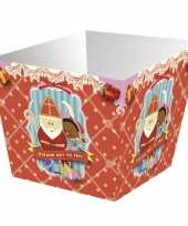 Sinterklaas pepernoot bakjes stuks