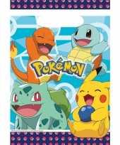 X pokemon themafeest uitdeelzakjes 10145363